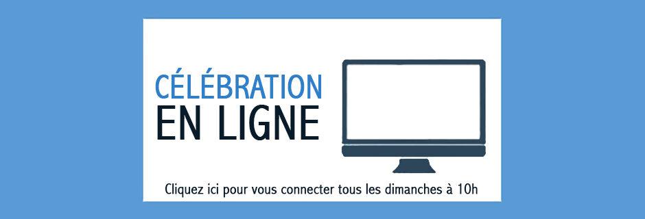 Célébration en ligne